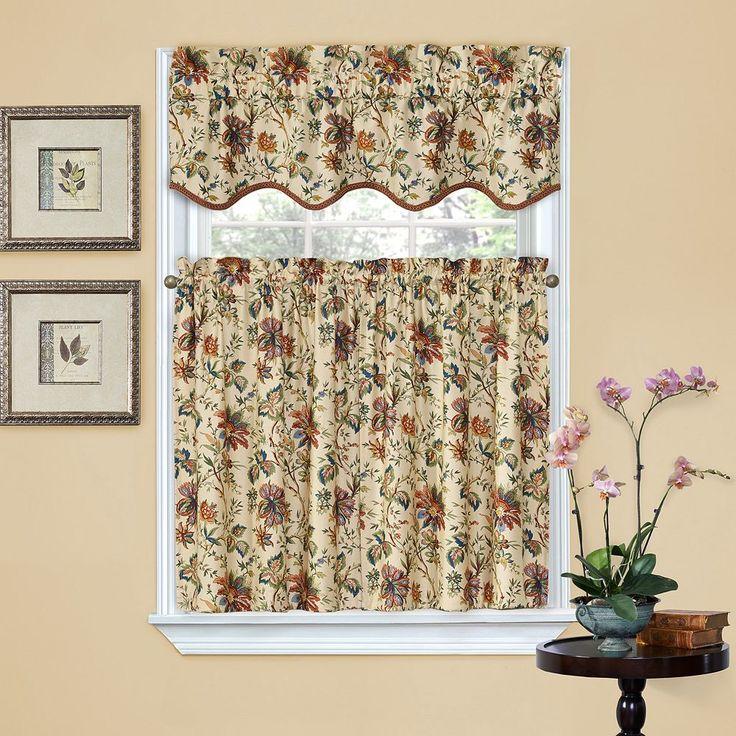 25+ Best Ideas About Natural Kitchen Curtains On Pinterest