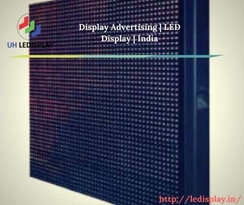 Importance of #Display Advertising - UHLEDISPLAY INC