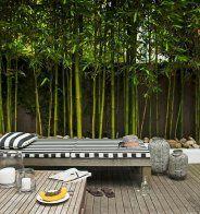 Une terrasse aux couleurs naturelles inspirée d'une déco exotique chic - Marie Claire Maison