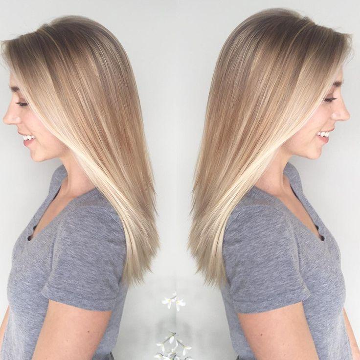 California Blonde #hairbybradleyleake