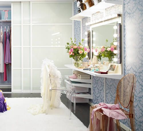 Elfa Dressing Table Best Selling Solution Contain