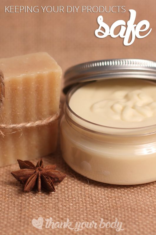 Are homemade beauty products safe? They sure can be. Find out six secrets to keeping your homemade cosmetics safe. And keep living toxic free.