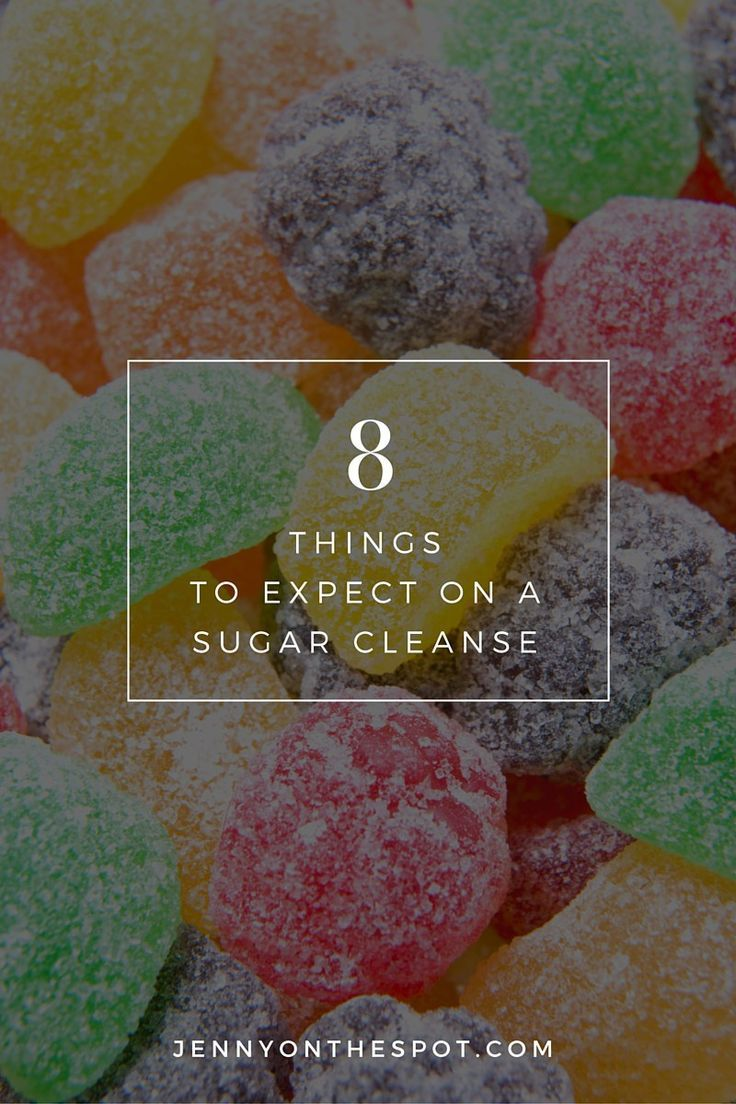 8 Things To Expect On a Sugar Cleanse                                                                                                                                                                                 More