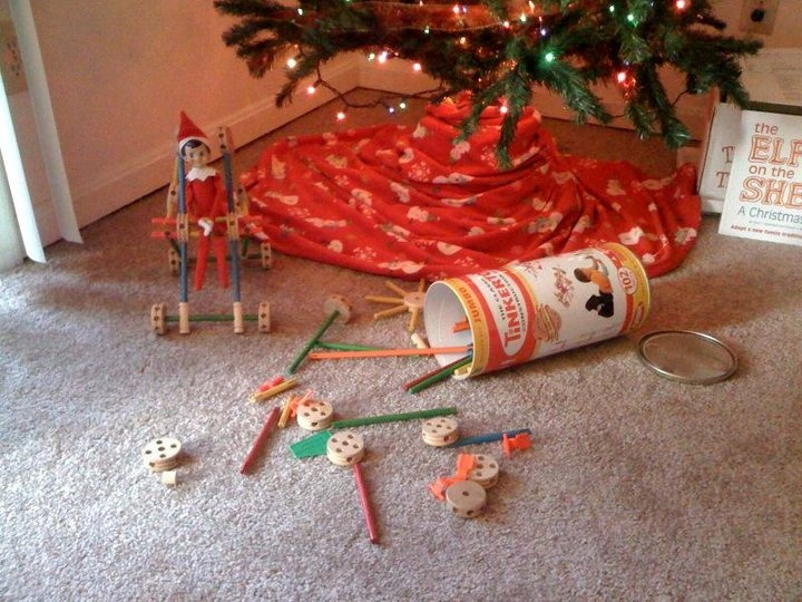 Best Tinker Toys For Kids : Best images about h elf on the shelf ideas