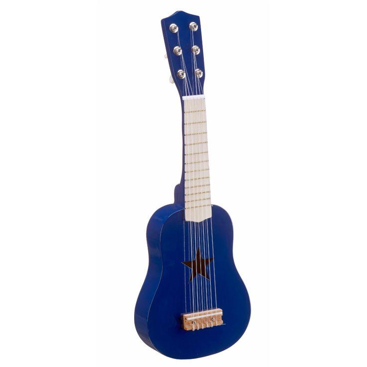 Die coole Gitarre in blau von Kids Concept ist das perfekte Geschenk für kleine Musiker! Kinderinstrumente fördern die Wahrnehmung und die Kreativität – die Kindergitarre wird aber vor allem für ganz viel musikalischen Spaß im Kinderzimmer sorgen! Maße:53 cm Hergestellt in: Alter: ab 3 Jahren Achtung!Nicht für Kinder unter drei Jahren geeignet. Enthält Kleinteile, die …