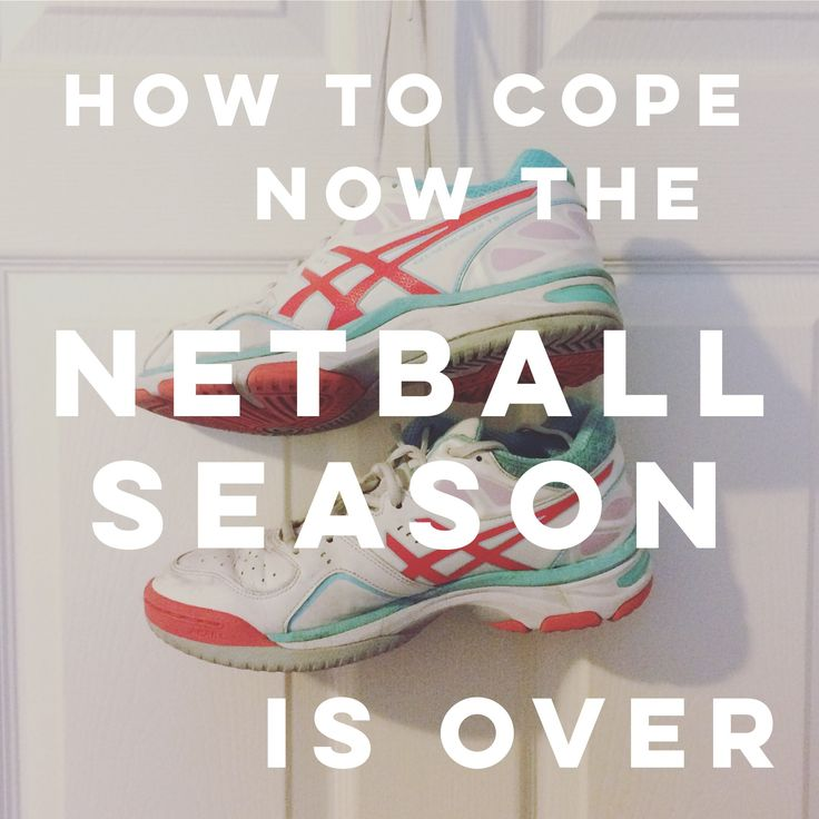 The season is just about over, which means almost four months with no weekend netball. Here are seven suggestions for ways to spend your new free time.