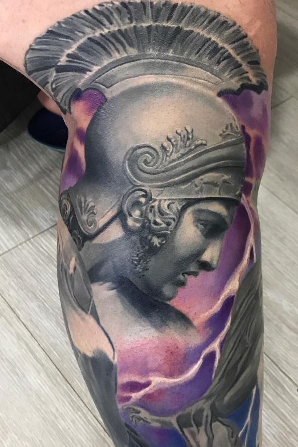 Best 25+ Ares tattoo i...