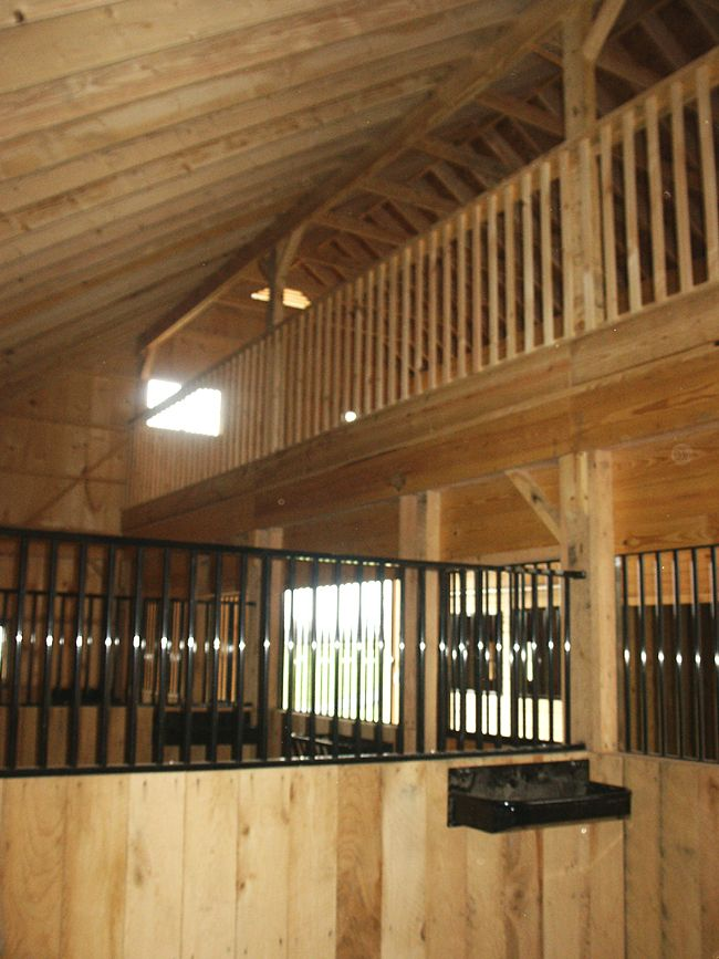 36 Best Images About Realistic Horse Barns On Pinterest