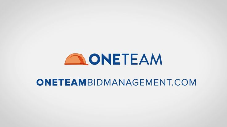 The next generation of #construction bidding is here, with ONETEAM®. ONETEAM® improves your bottom line by streamlining your bid management and increases the response rate from your vendors, so we can help you win more work.