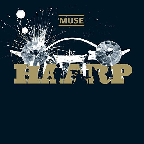 H.A.A.R.P.: Live from Wembley (Region 2 DVD):   The fan base for Muse grows with every release. 2006 s Black Holes And Revelations broke into the U.S. Top 10 while hitting #1 in the U.K. and much of Europe, where it sold 1 million copies and was #3 on NME's Albums Of The Year list. A multiple BRIT Award winner for Best Live Act,<br>Muse then staged two massive sold-out performances at 90,000-seat Wembley Stadium in London last June, which increasingly are recognised as amongst the defi...
