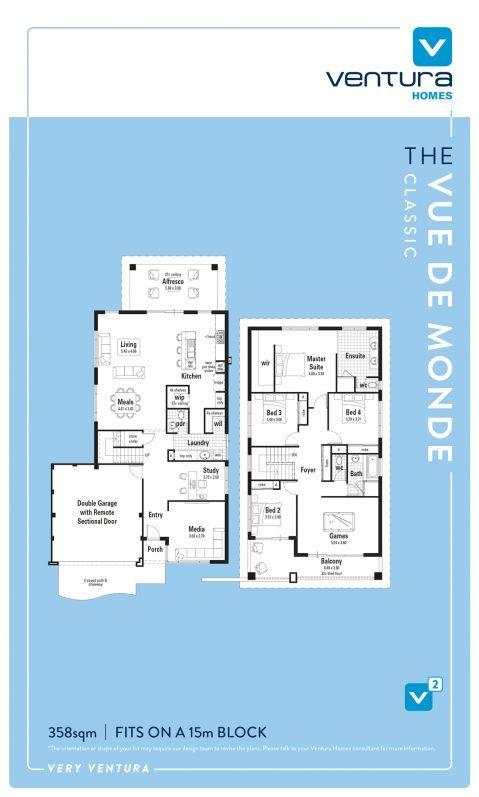 Vue De Monde Display Home - Dunsborough - Ventura Homes