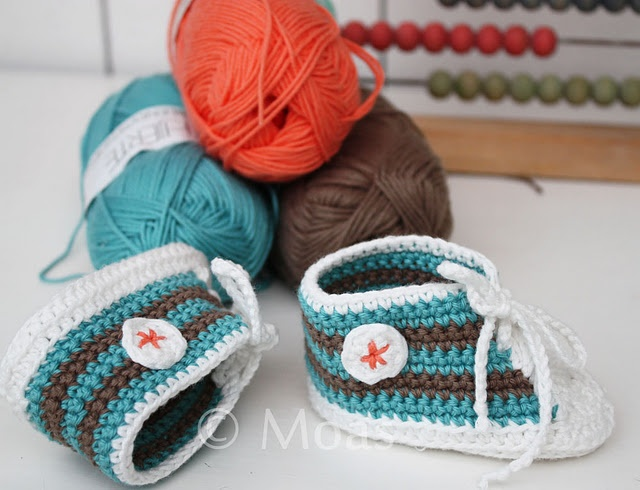 New Converse baby shoes...