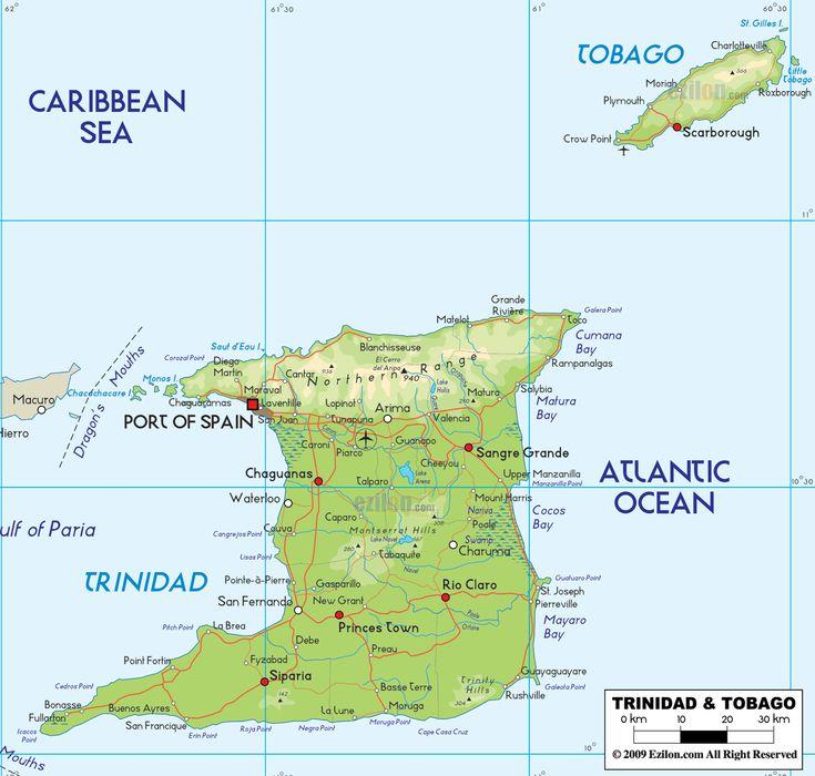 Trinidad & Tobago : )