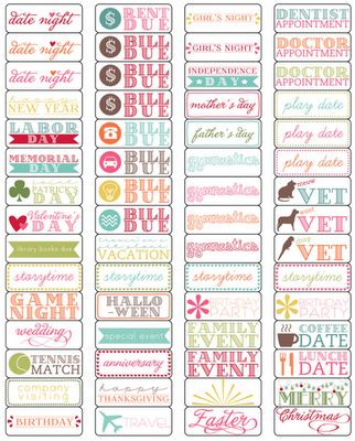 DIY planner with printables!