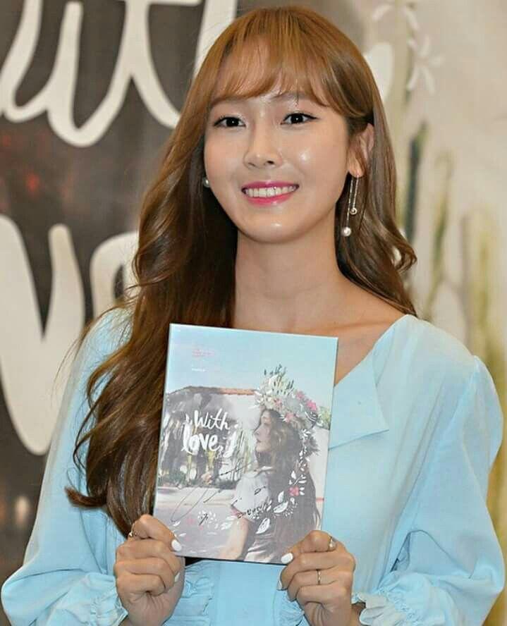 Taeyeon ViVi Japan Magazine
