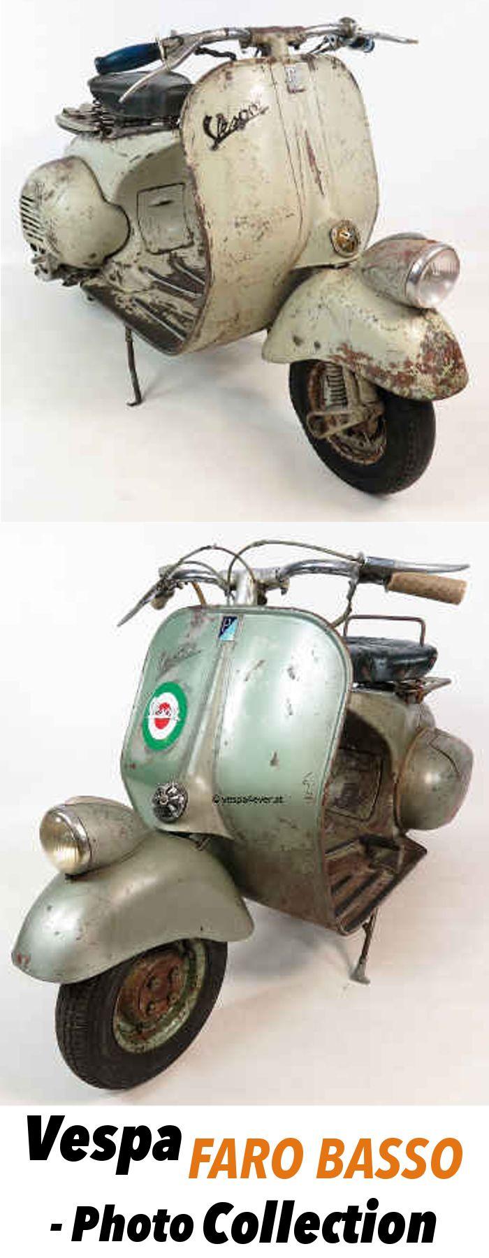 Vespa Faro Basso Vintage Scooters