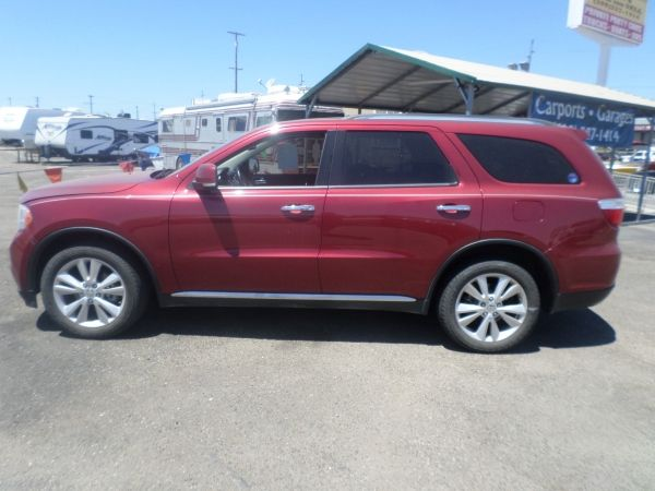 2013 DODGE DURANGO CREW For Sale by Owner