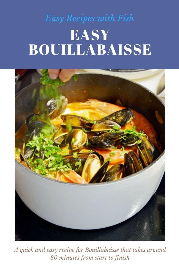 Best 20+ Bouillabaisse recipe ideas on Pinterest | Seafood ...