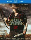 Wolf Creek 2 [2 Discs] [Blu-ray/DVD] [English] [2013]