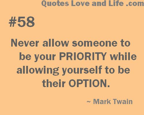 Pinterest Life Quotes: 1000+ Ideas About Priority Option On Pinterest
