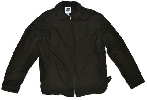 Beast Bop's latest Tasty Good™: Gap Black Men's Jacket Size M only $29. http://goo.gl/g2LAJZ #fashion