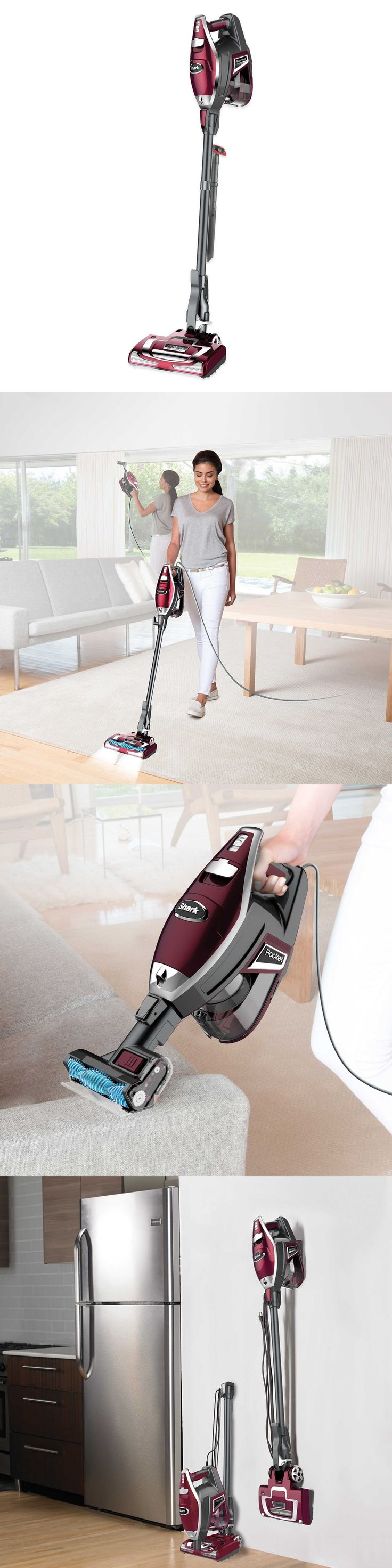 Vacuum Cleaners 20614: Shark Hv322 Rocket Ultra-Light Tru-Pet Vacuum 5-Year Warranty Trupet New Hv322 -> BUY IT NOW ONLY: $189.38 on eBay!