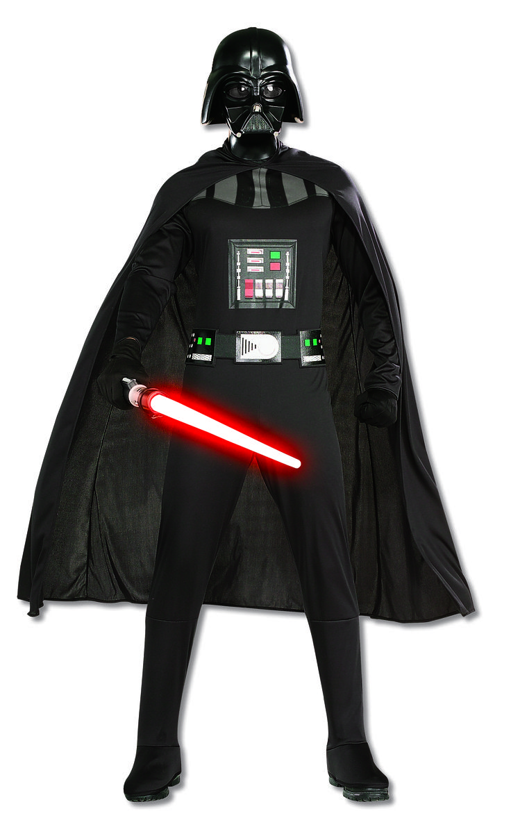 Men's Halloween Costumes - Darth Vader