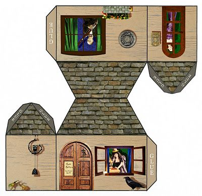 fortune tellers house