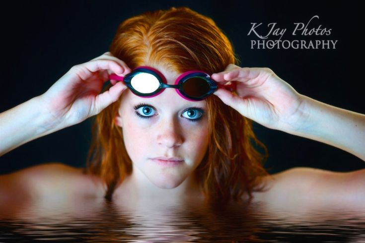 She was born to be in the water.  This high school senior swimmer loves to swim so we needed to show her passion for swimming in her high school senior pictures.  K Jay Photos Photography, www.kjayportaits.com