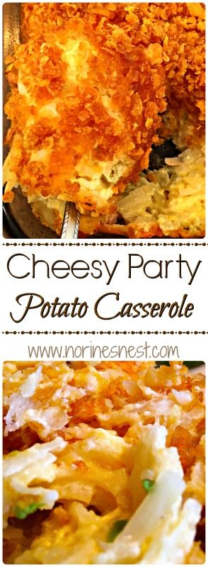 Cheesy Party Potatoes