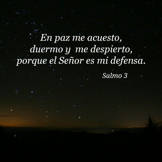 Que el Señor te regale una buena noche!