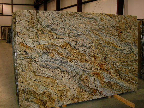 Amazing Golden Cascade Granite Slabs From Slabco Marble And Granite.