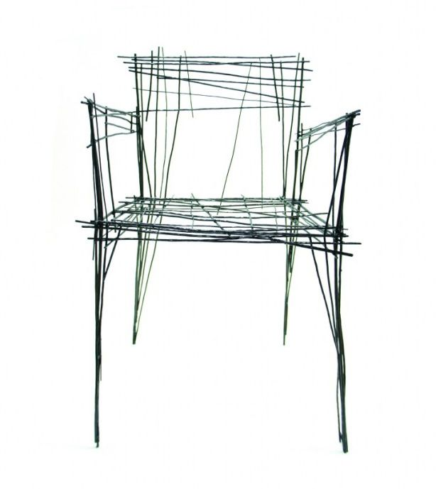 Drawing Series By Jinil Park Is A Collection Of Designed To Look Like Pen  Sketches. Find This Pin And More On Wired On Indoor Outdoor Wire Furniture  ...