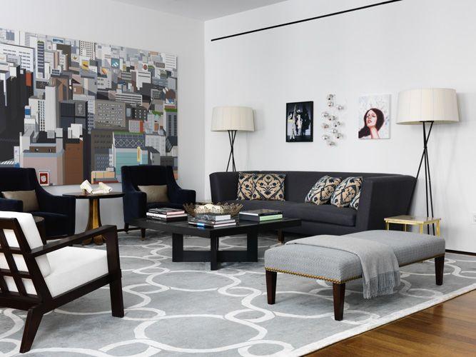 Crosby Street Apartment | design by Sara Story Design