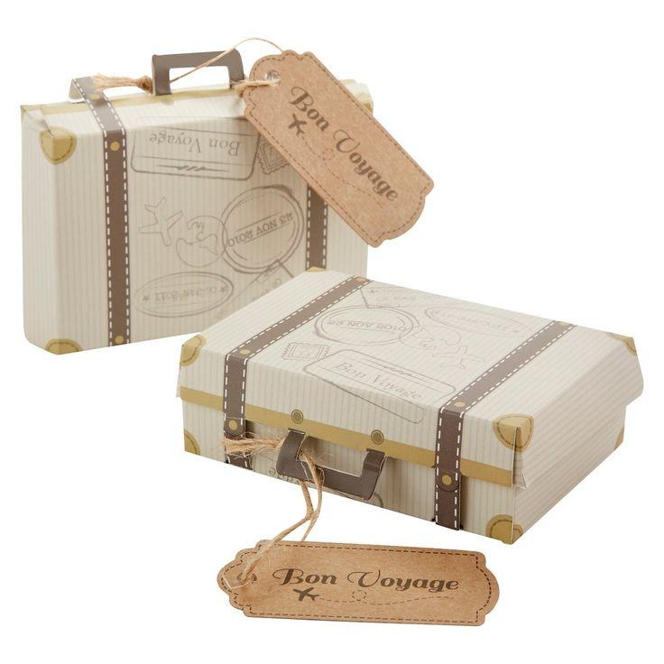 Decorative Luggage Box 326 Best Paper Suitcase Images On Pinterest  Suitcase Magnolia