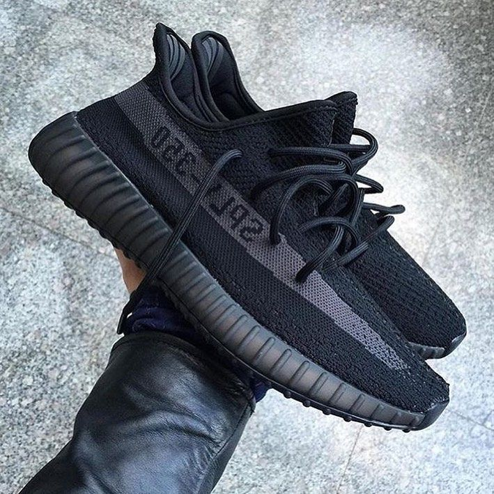 Idr 500 000 Adidas Yeezy Boost 350 V2 Black Gray Size 39 40 41 42