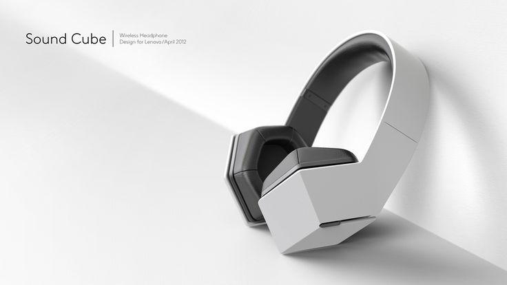 Lenovo / Sound Cube on Behance