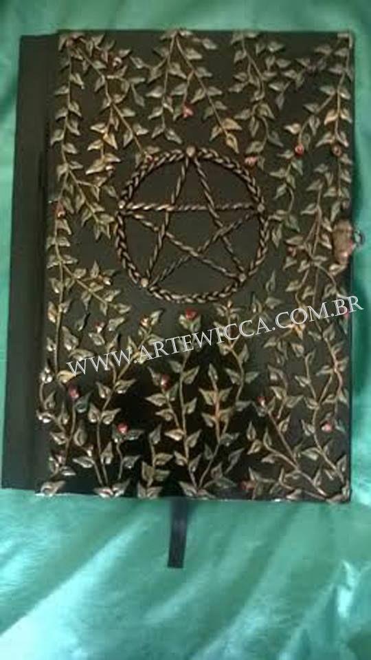 Book of Shadows Livro Das Sombras Arte WIcca