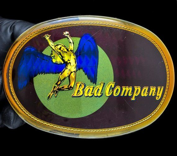 Bad Company Aucoin Pacifica Band Record Album Tour Promo Music