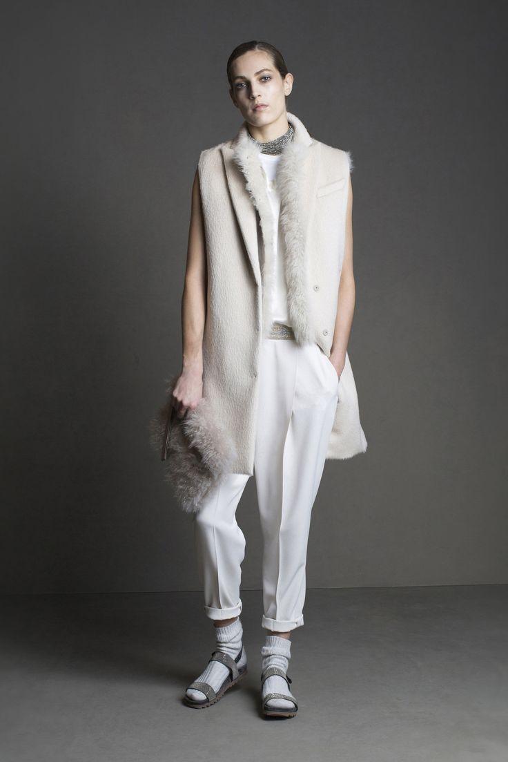 Brunello Cucinelli - Fall 2015 Ready-to-Wear - Look 23 of 30