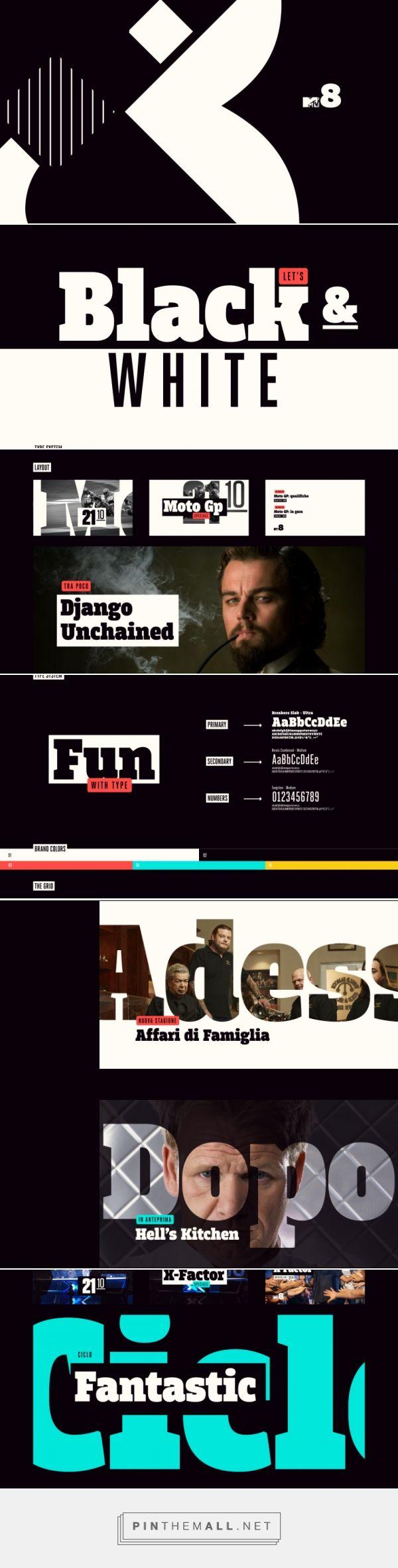 MTV8 | Tv Channel Branding - created via https://pinthemall.net