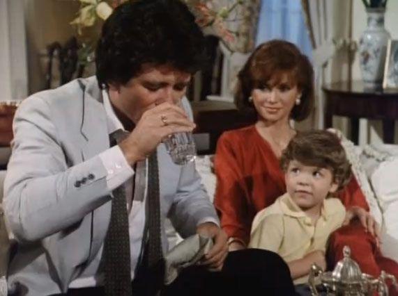 Dallas Bobby, Pamela and Christopher