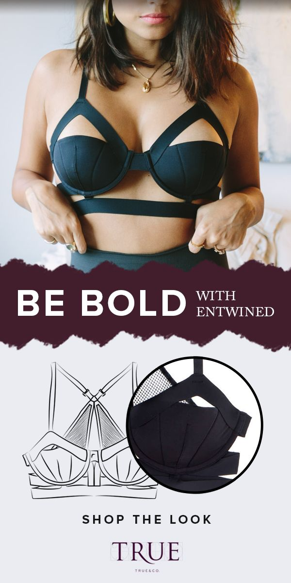 Sexy is…black lace. Bold straps. It's what make you feel amazing. And it's whatever you want it to be be. Find your kind of sexy!