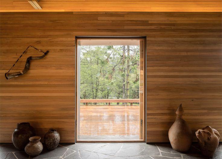 Casa Mororó by Studio MK27 is a 65-metre-long Brazil house