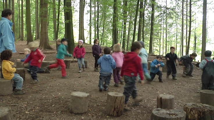School's Out: Lessons from a Forest Kindergarten (Trailer)