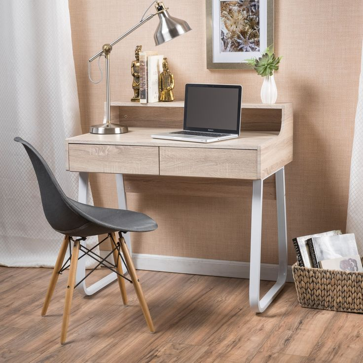 Seanan Wood Computer Desk with Drawers by Christopher Knight Home. Best 25  Wood computer desk ideas on Pinterest   Building a