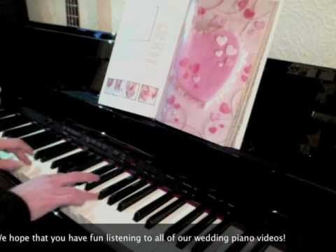 Modern Wedding Processional Music And Ceremony Entrance Over 150 Recordings Online