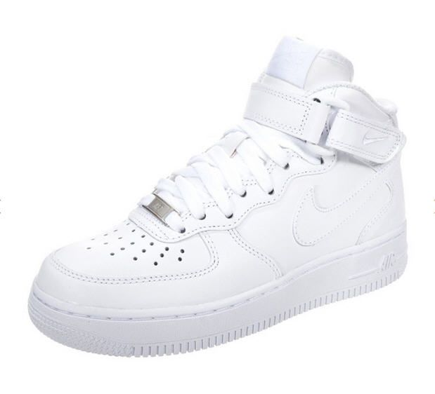 Nike Sportswear AIR FORCE 1 '07 MID Baskets montantes white prix promo Baskets Nike Femme Zalando 110.00 €