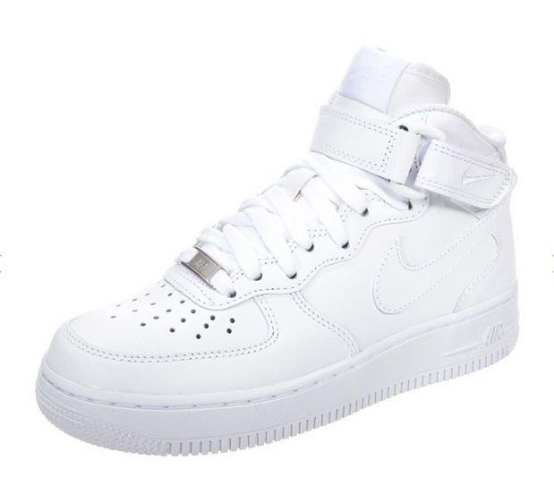Nike Sportswear AIR FORCE 1 '07 MID Baskets montantes white prix promo Baskets Nike Femme Zalando 110.00 €