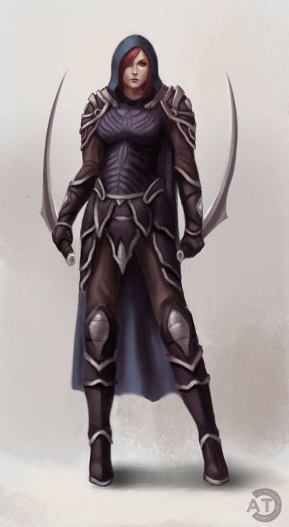 "we-are-rogue:  ""Rogue concept by bearcub  """